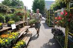 Gardens finds oasis in dry summer