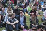 Corporate events, concerts go green