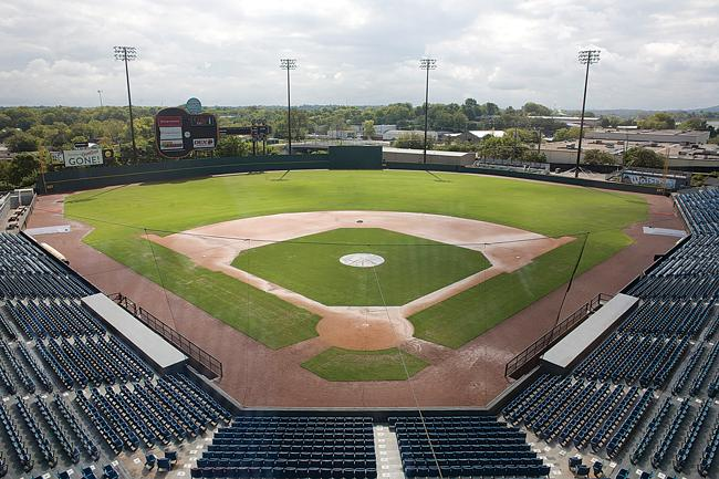 Greer Stadium has undergone nearly $3 million in repairs and upgrades since 2008, but it still lags behind comparable stadiums.
