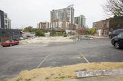 This property in the Gulch was once slated for Griffin Plaza, a $35 million apartment and retail project.