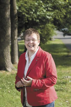 Gina Hancock took the helm as state director of The Nature Conservatory last summer.