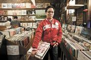 Stephen Hau, founder and CEO of Shareable Ink, had his first job in a record store.