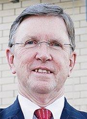 Richard Herrington, president and CEO, Franklin Synergy Bank