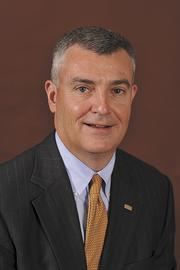 FirstBank President Chris Holmes