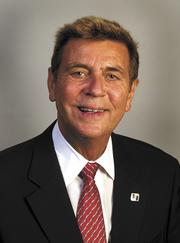 Gordon Inman, Middle Tennessee chairman for FirstBank