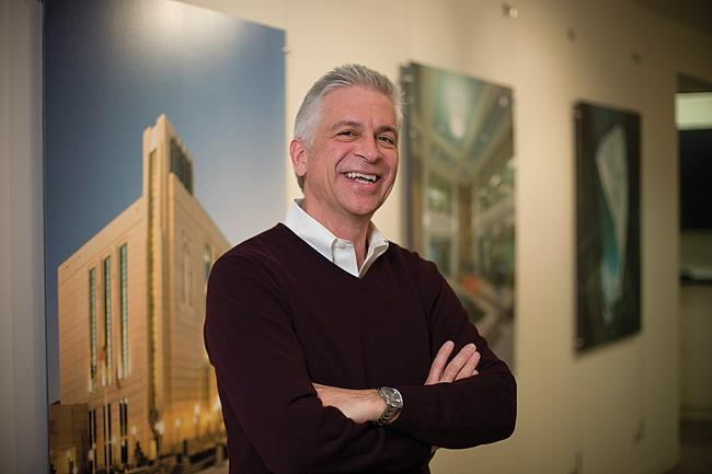 Stephen Kulinski was recently named executive vice president of Gresham Smith and Partners' corporate and urban design and land planning division,