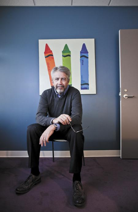 Jeff Lipscomb joined marketing agency GS&F as president in 1985 and became a co-owner in 1997.