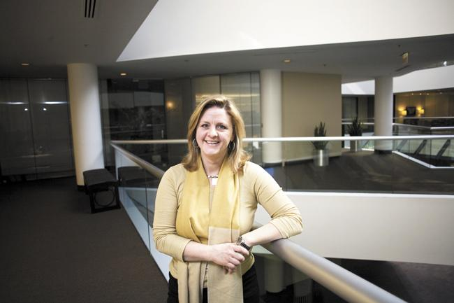 Julie May is CEO of Bytes of Knowledge, a Nashville technology company.