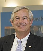 Rob McNeilly, Nashville president and CEO of SunTrust Bank