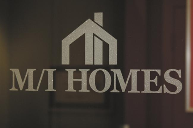 New home contracts rose 30 percent at M/I Homes in the second quarter.