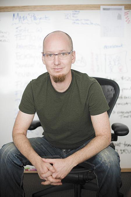 Mark Montgomery is founder of FLO {thinkery}.