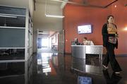 The Center for Nonprofit Management moved into its location in the old trolley barns at Rolling Mill Hill last year.