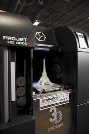 NovaCopy began three-dimensional printing last year.