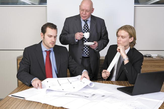 It is common for workplaces to have multiple generations of workers.