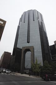 Regions Financial Corp. plans to move its Nashville headquarters from downtown's Regions Center on Deaderick Street to One Nashville Place on Fourth Avenue North, pictured, after U.S. Bank moves its local offices to the AT&T building.