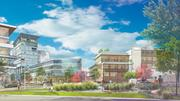 The One City project could reach $500 million in investment and grow to 1.2 million square feet of space.