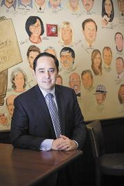 Jonathon Scott is general manager of The Palm in Nashville.
