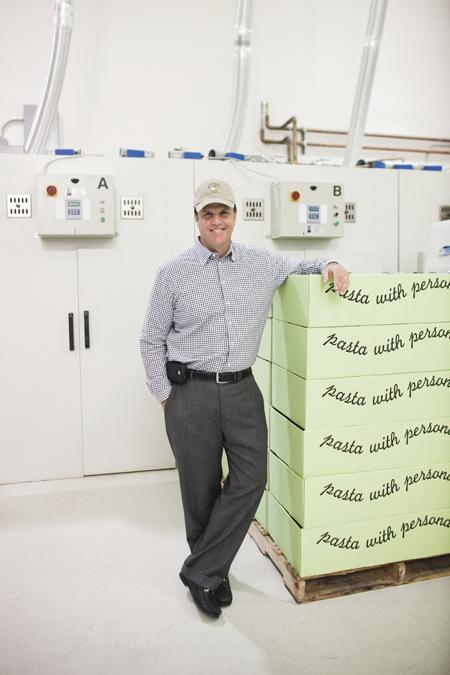 John Aron is president of The Pasta Shoppe, a Nashville manufacturer of specialty pasta.