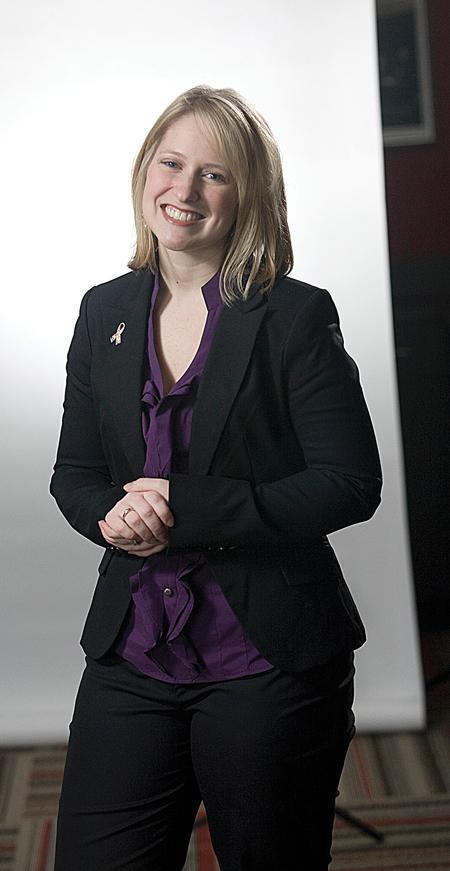 Amanda Peltz is the executive director of the Autism Society of Middle Tennessee.