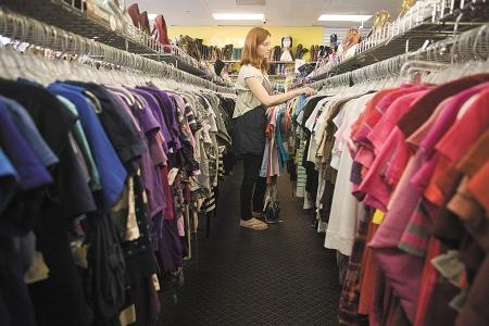 Brittany Box is co-owner of Plato's Closet in Franklin, a used clothing store that is expanding in Middle Tennessee with a new location coming to Green Hills.