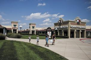 Business hasn't slowed at Lebanon Premium Outlets since the reopening of the outlet stores at Opry Mills.