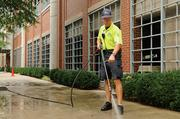 SMS Holdings Corp.'s Block by Block division provides safety, cleaning and hospitality programs for several downtown business districts.