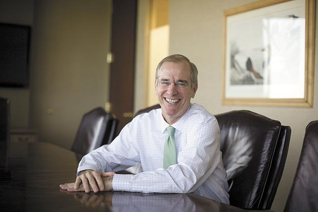 John Seckman is president of Diversified Trust, an independent trust company that has established Nashville as a key hub.