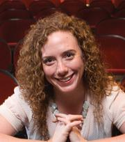 Belcourt Theater managing director Stephanie Silverman
