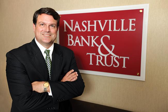 Tom Stumb is president and chief executive officer of Nashville Bank & Trust.