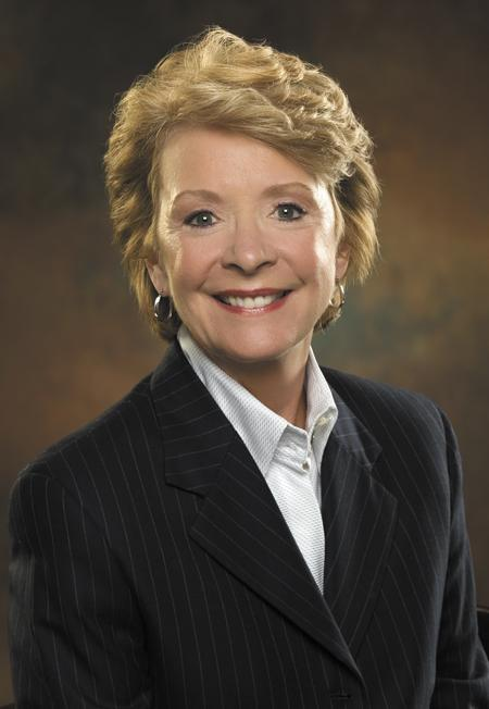 Claire Tucker is president and CEO of CapStar Bank.
