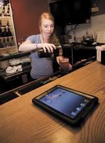 Restaurants adopt new technology