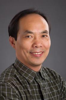 photo of Min Huang, Ph.D.