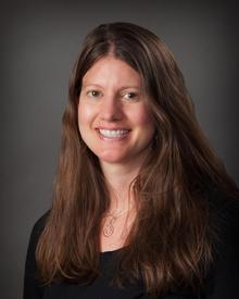 photo of Rebecca Heltsley, Ph.D.