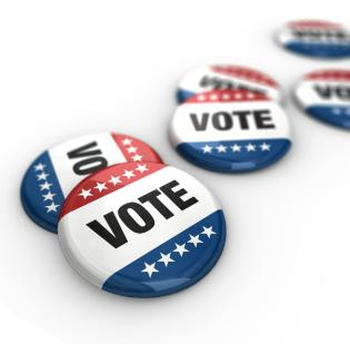 Election day is Tuesday. Here's the county's official voting site for more info.