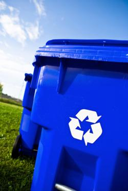 The city of Sacramento will reduce pickup of recycled waste from weekly to biweekly.