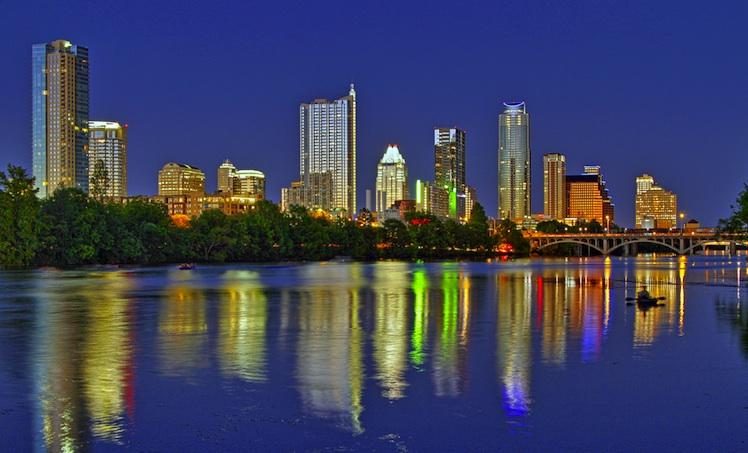 """In February, Austin was ranked No. 3 on Forbes' """"Best Cities For Good Jobs"""" list."""