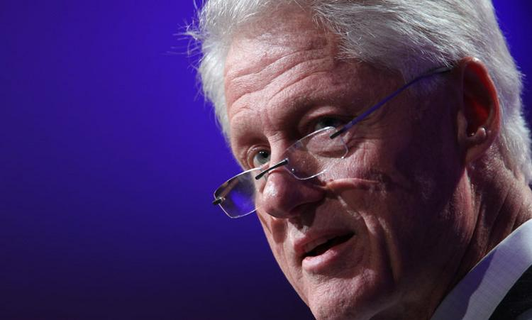 President Clinton is bringing his Global Initiative to Chicago.