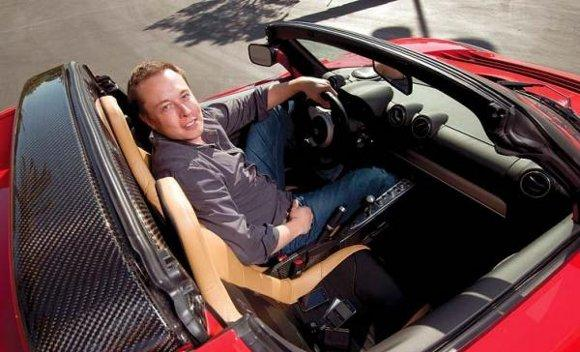 In an earnings call July 25, Tesla Motors CEO Elon Musk attempted to reassure investors that though revenue was down for the quarter, production of the all-electric Model S sedan was on track.