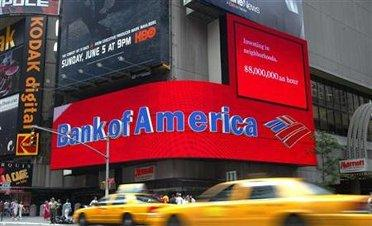 """The Wall Street Journal says Bank of America's Sandy policy """"is in sharp contrast to those of other lenders."""""""