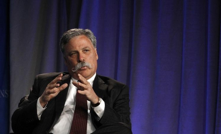 21st Century Fox COO Chase Carey