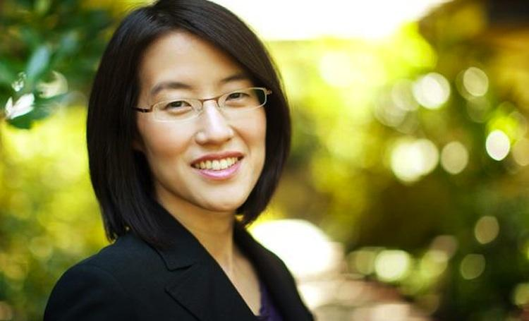 Ellen Pao, a former Kleiner Perkins Caufield and Byers partner who is suing the firm for sex discrimination.