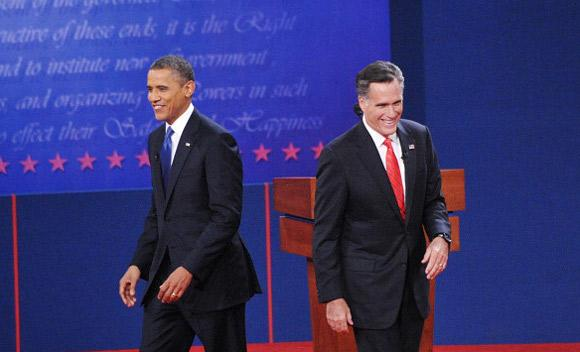 Romney leads Obama 47 percent to 35 percent among small business owner voters, Manta found.