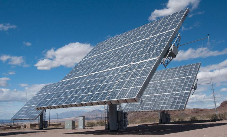 Monday's event highlighted the role renewable-energy sources can have in the U.S.