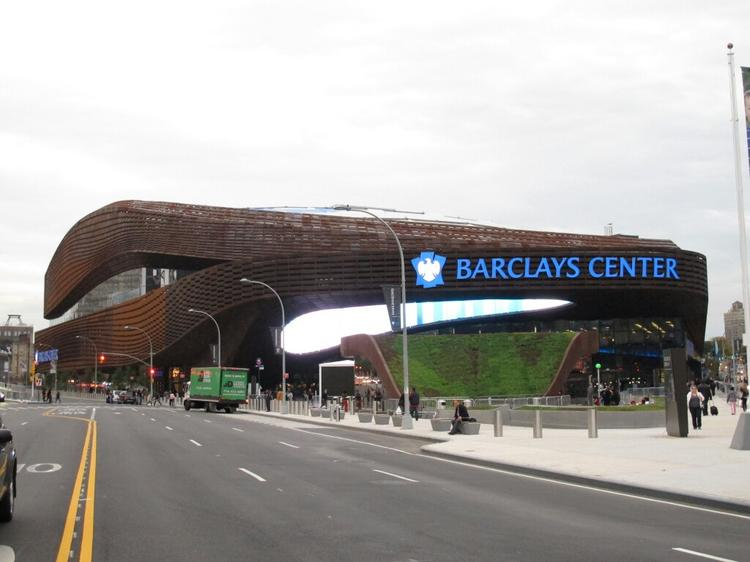"""The New York Islanders have signed what owner Charles Wang called an """"ironclad 25-year lease"""" to play in the new Barclays Center in Brooklyn. The team will begin play there in 2015."""