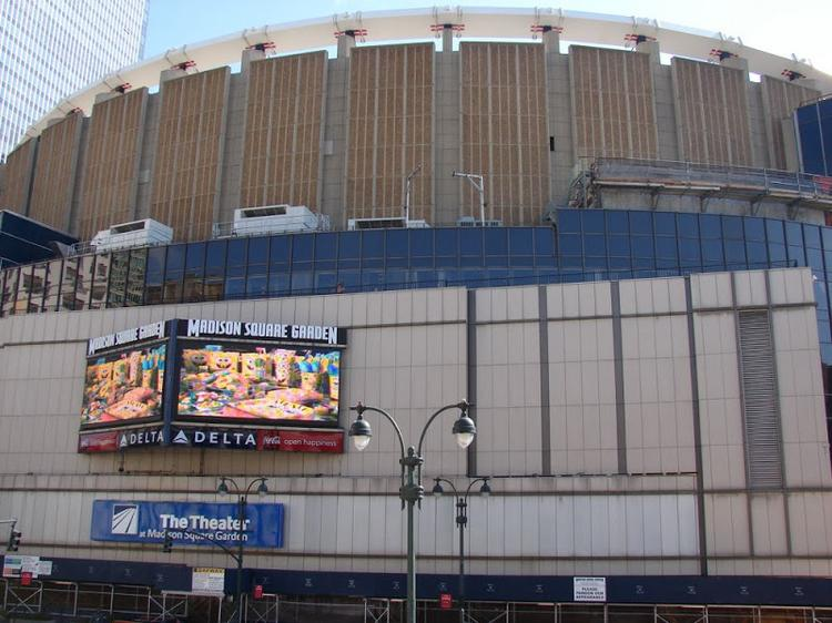 The Madison Square Garden Co. will release earnings on Friday.