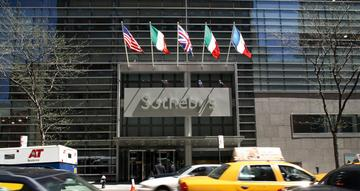 Sotheby's puts HQ on sale block