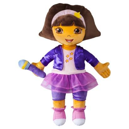 Nickelodeon is launching a new Dora Rocks products line exclusively at Target stores.