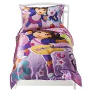 The Dora Rocks! line will include bedding.