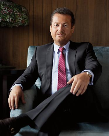 Frederic Cumenal has been named president of Tiffany & Co.