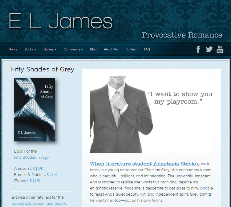 "Author E L James struck gold with her erotica novel ""50 Shades of Grey."" Now some of that gold is trickling down to employees at her publishing company, Random House."